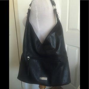 Jessica Simpson Black Hobo Bag
